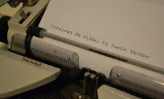 Máquina de escribir - Juanjo Sánchez